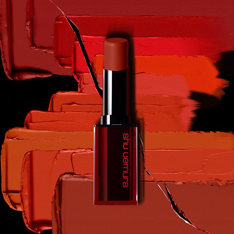 discover the new rouge unlimited lipsticks